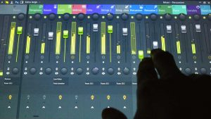Multi-touch_Mixer